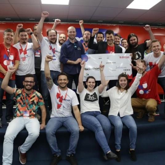 Tecniflow é a grande vencedora do hakathon Indumóveis 2019